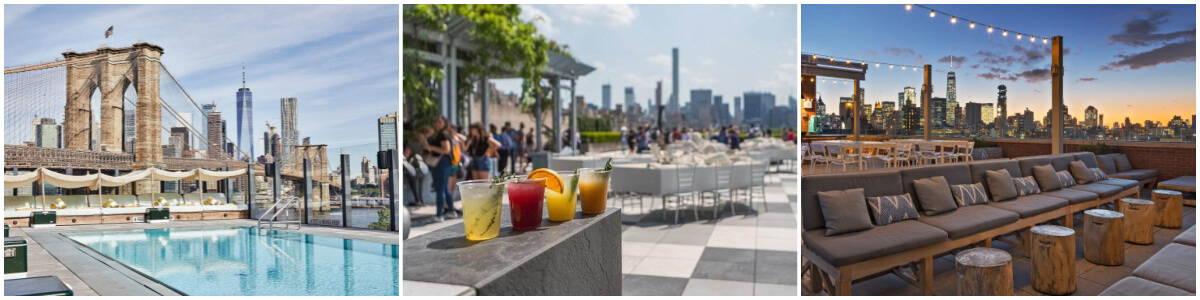 NYC's best rooftops