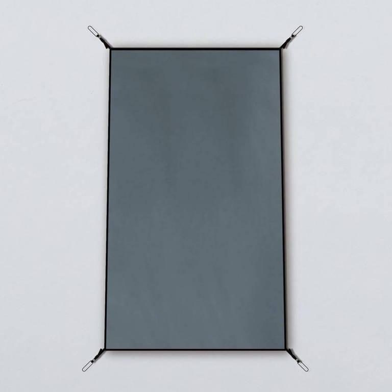 muraco(ムラコ)/グランドシート フォー ブラックビーク ニンバス 2P/ライトグレー