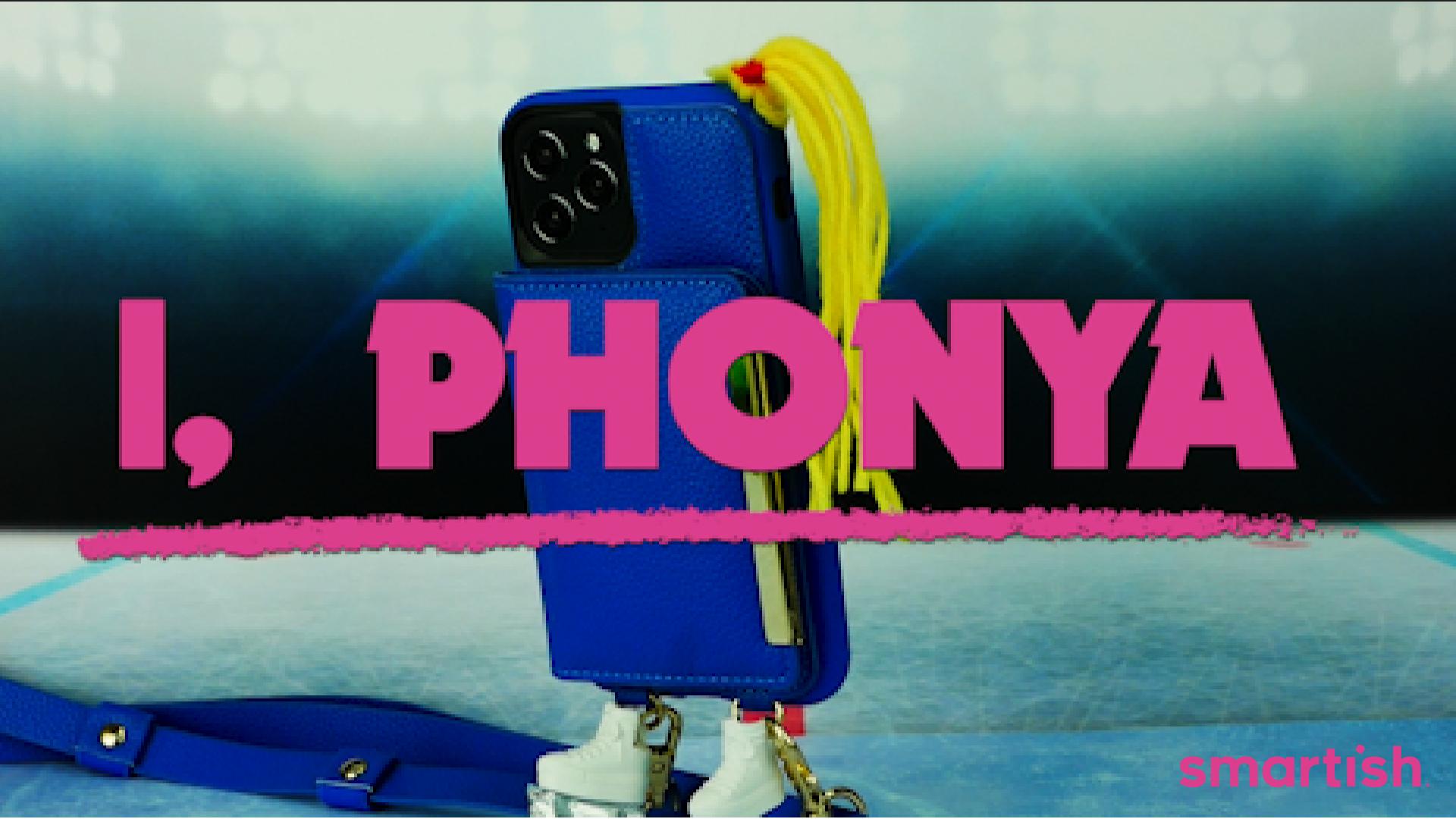 I, Phonya - a Smartish Parody (I, Tonya)
