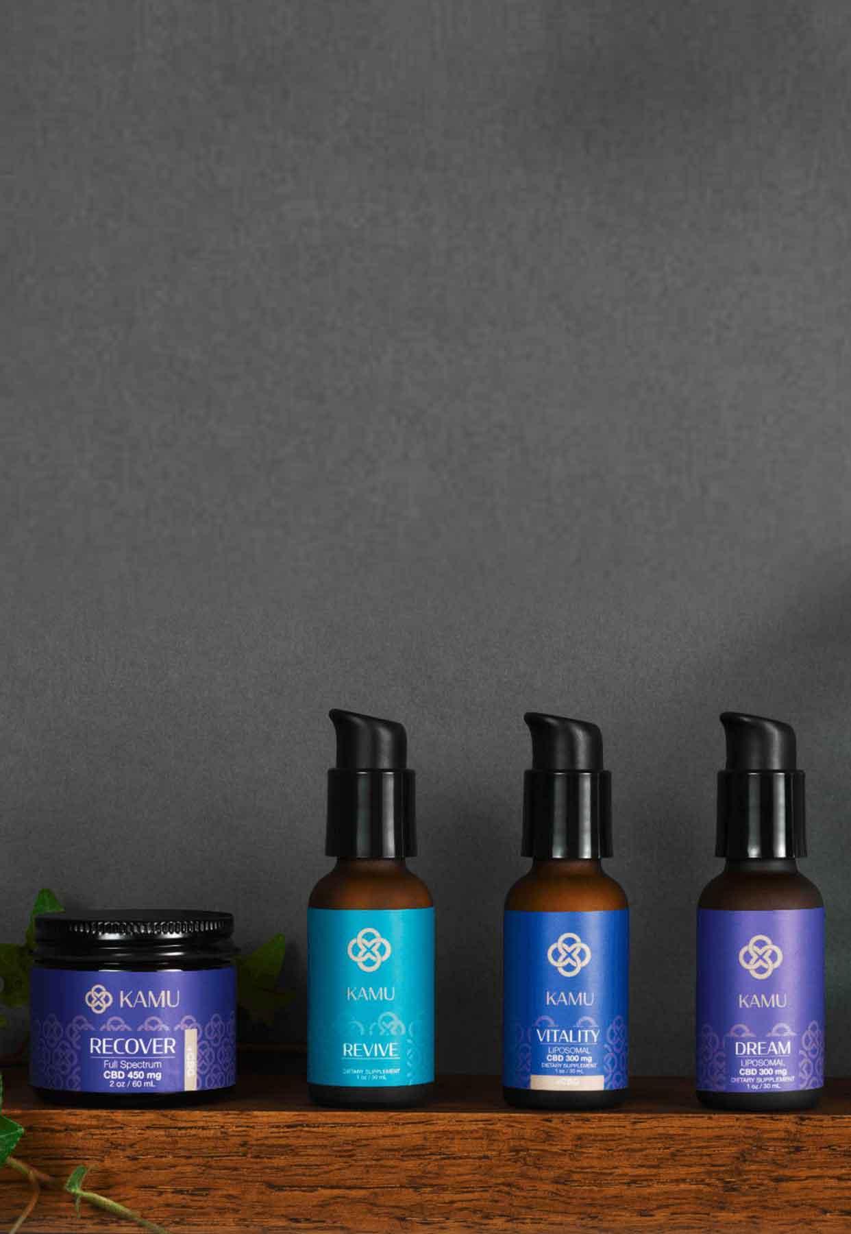 KAMU Labs - Shop Products