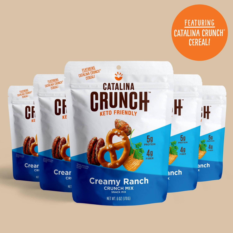 Creamy Ranch Keto Snack Mix - Catalina Crunch