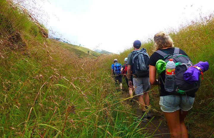 Exercises for stronger hiking legs