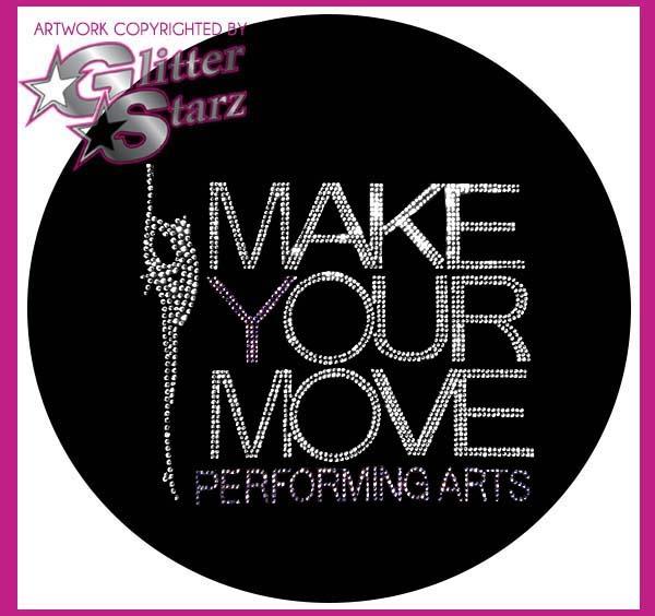 glitterstarz webstore fundraiser make your move performing arts