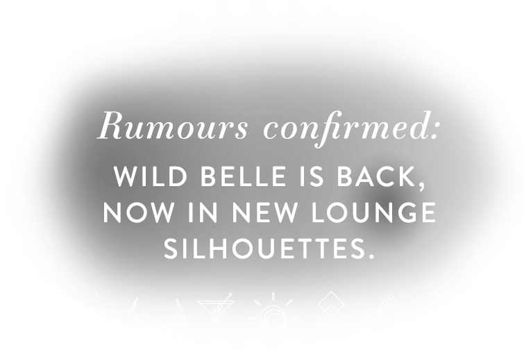 Rumours Confirmed | Wild Belle Is Back, Now In New Lounge Silhouettes