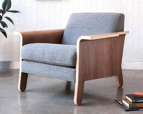 Gus* Lodge Chair