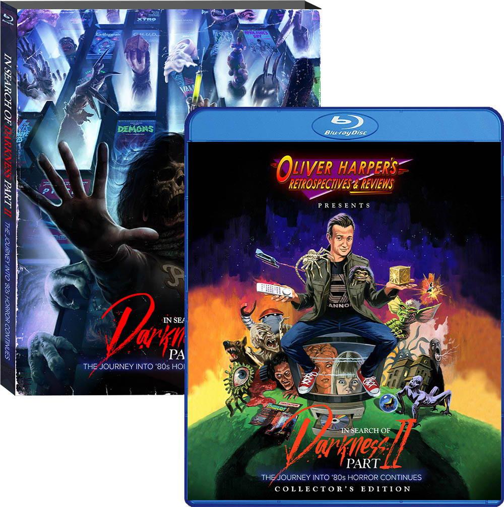 Oliver Harpy DVD Bluray boxart