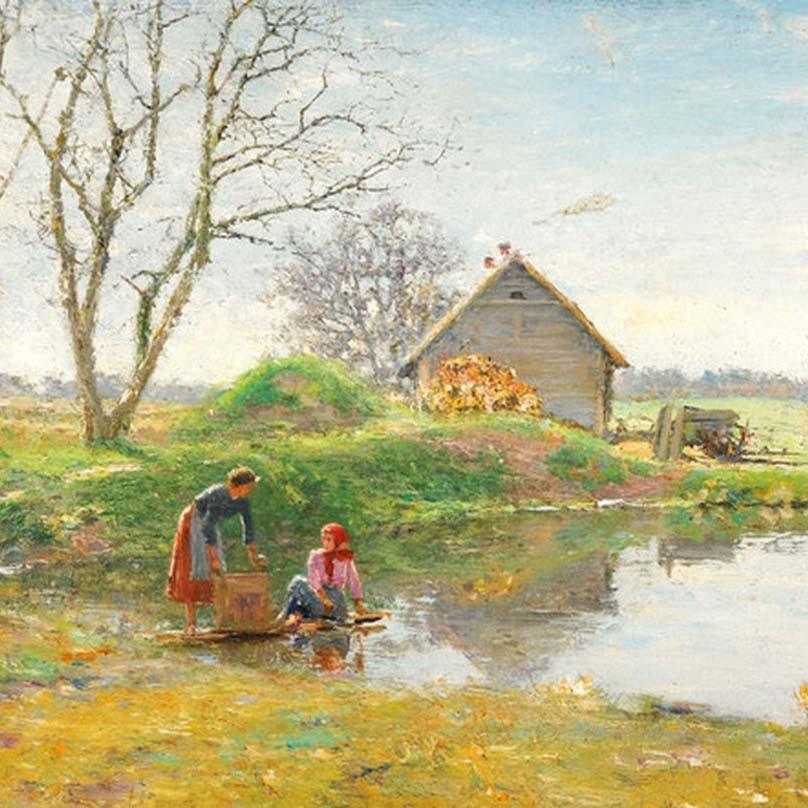 Ivan Pavlovich Pokhitonov Art