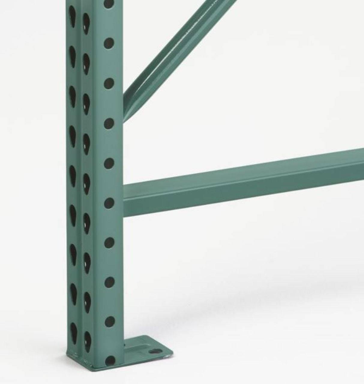 storage racks or pallet rack steel king uprights
