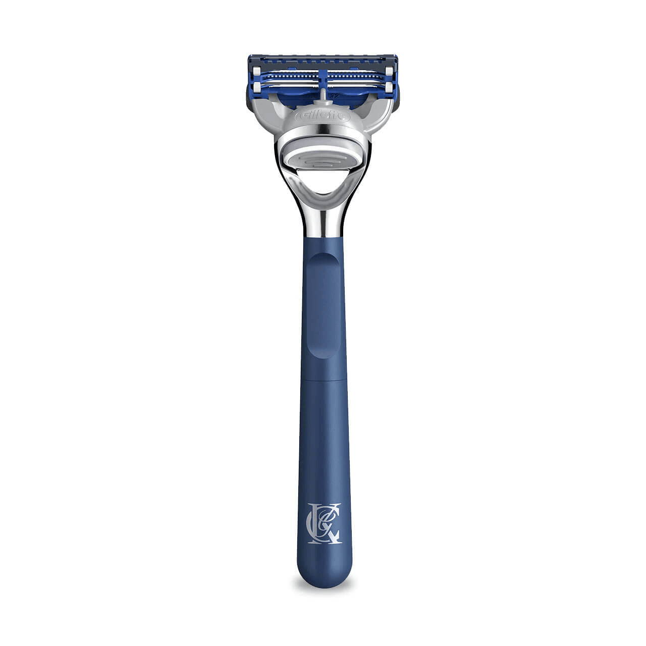 King C. Gillette Neck Razor