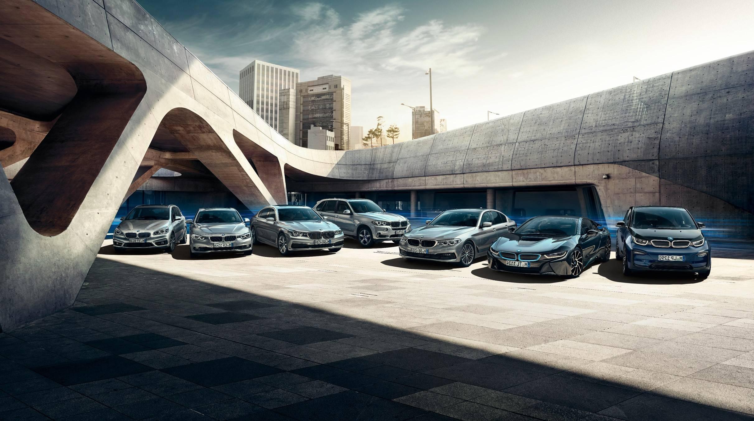 BMW biler