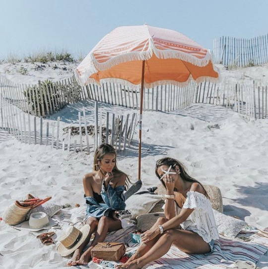 temple-pink-beach-umbrella-hamptons
