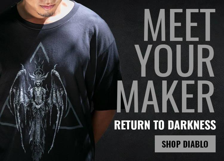 Meet Your Maker: Return to DarknessL Shop Diablo