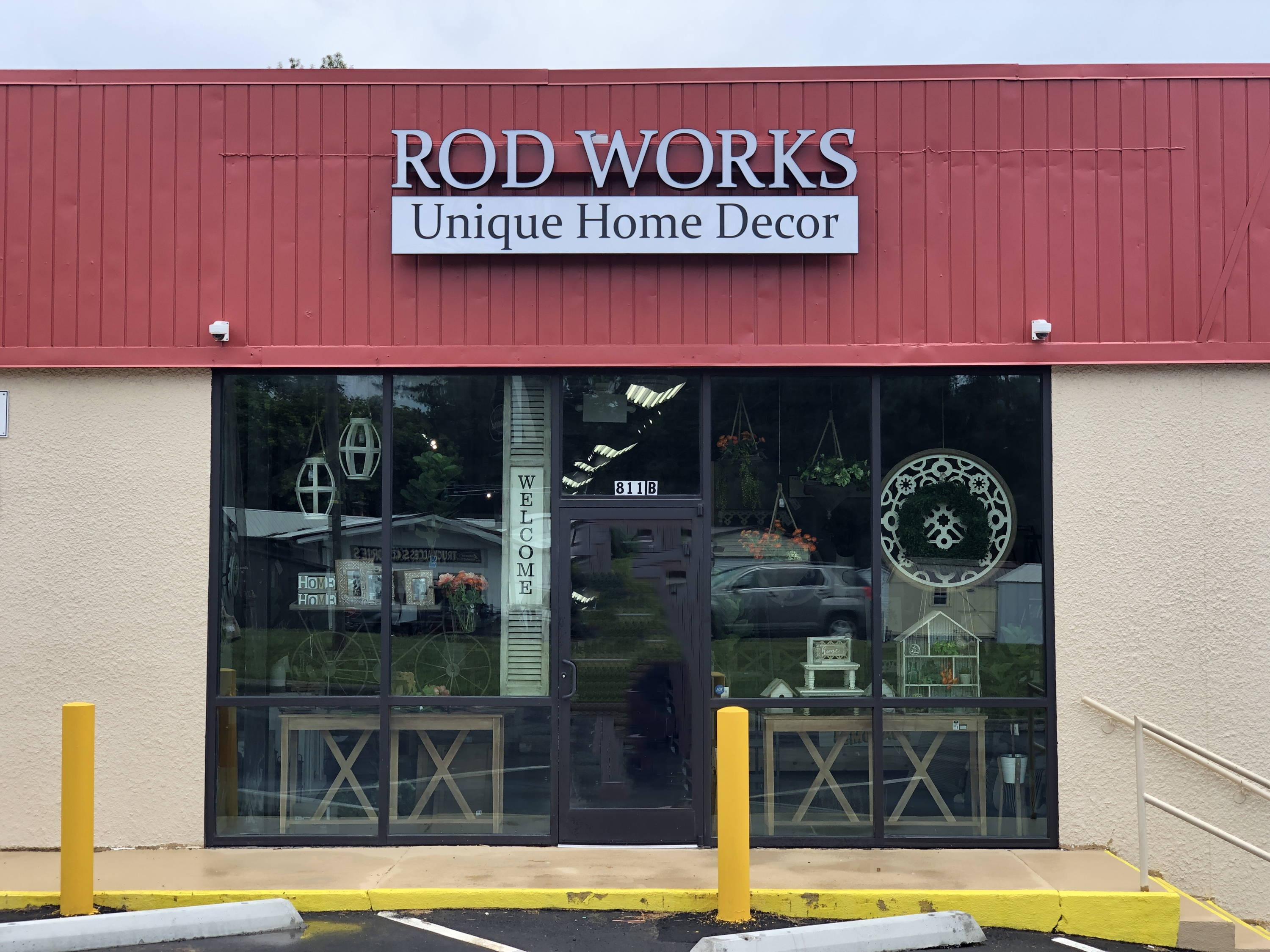 Store Locations Rod Works Online