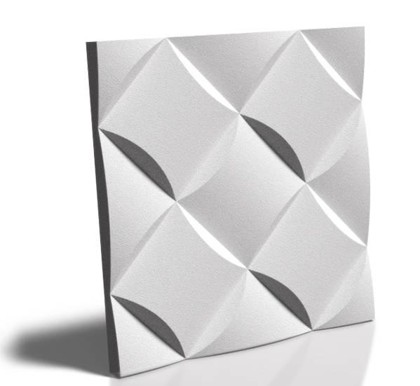 3D Ceramic Gypsum - model WICKER