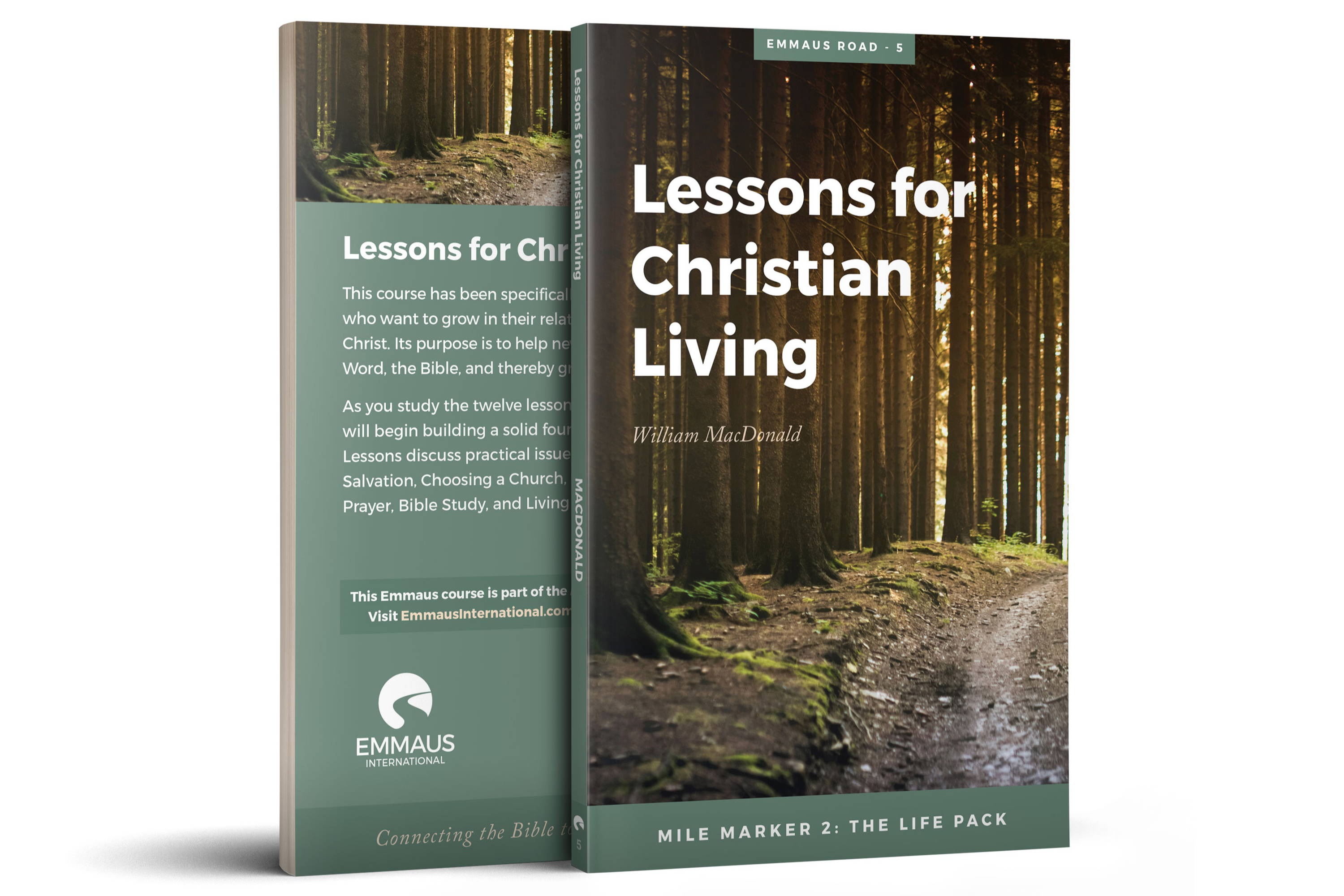 The Emmaus Road – A 24 Course Curriculum - Emmaus International