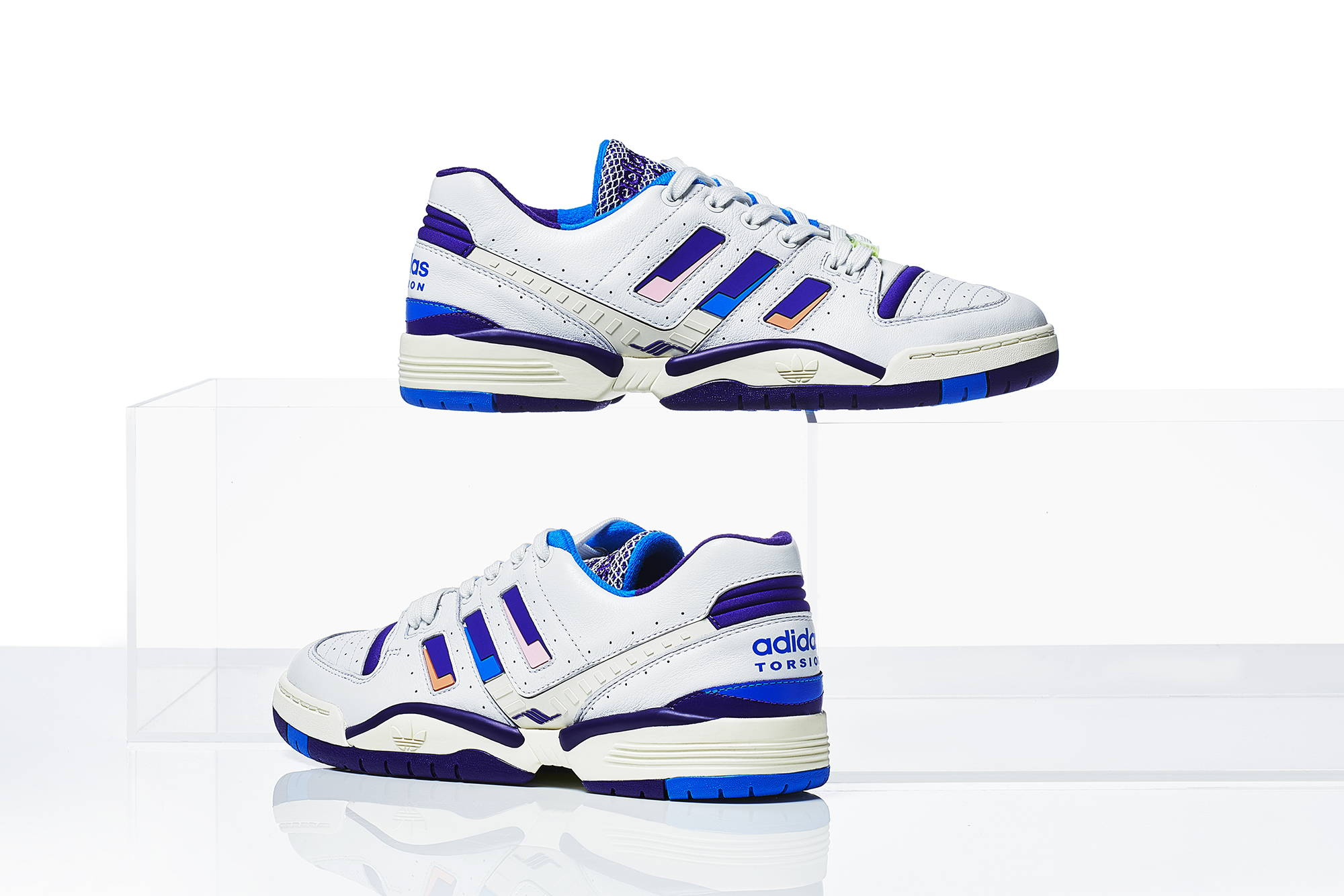 adidas Consortium: Torsion Edberg Comp
