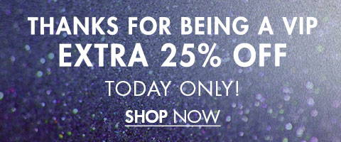 Holiday Treat Extra 25% Off