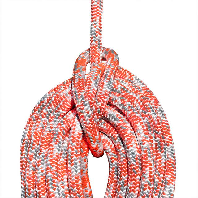 image of Teufelberger Pink Tachyon Ash 11.5mm Climbing Rope