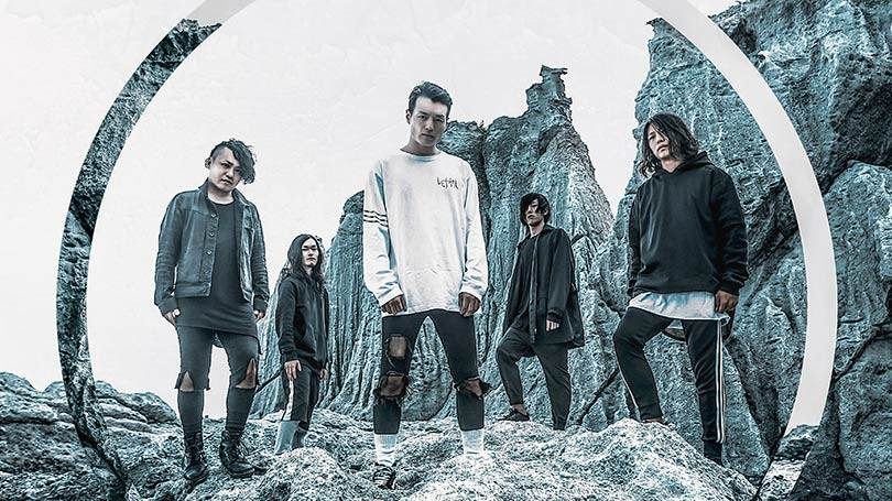 Crystal Lake Band Japanese Metalcore JPU Records