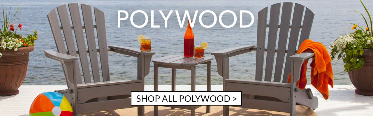 Shop Polywood Adirondack Chairs and Patio Furniture