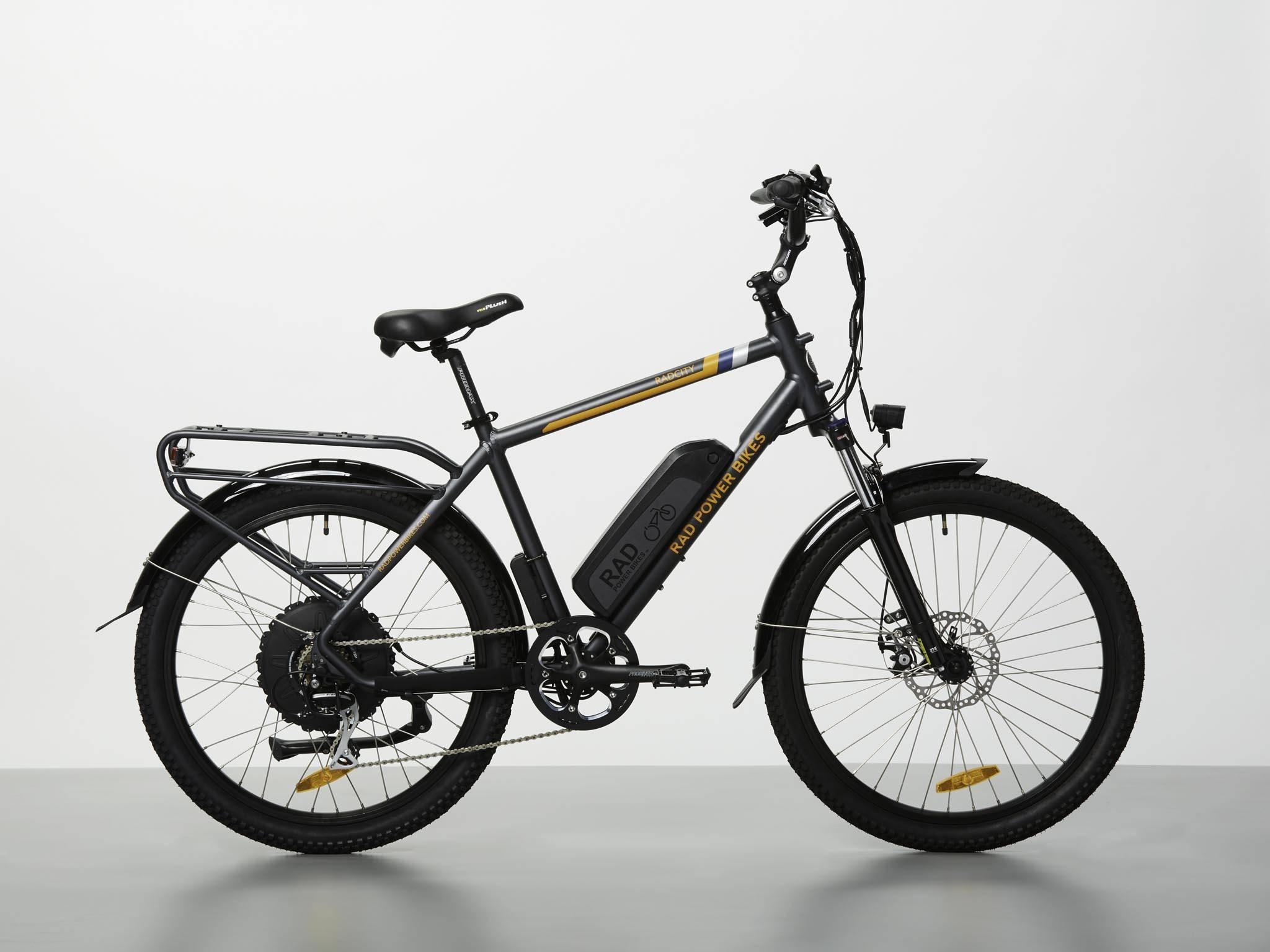 RadCity Electric Commuter Bike - Rad Power Bikes