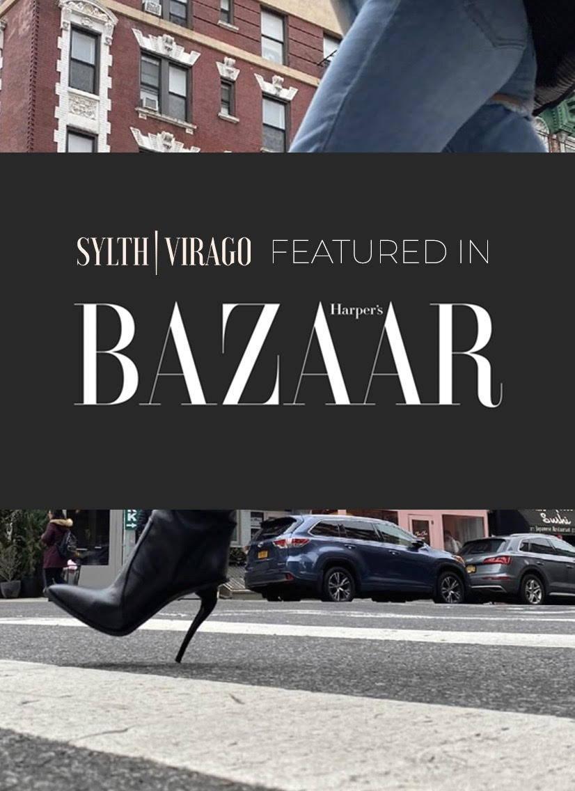 Sylth Virago Featured in Harper's Bazaar