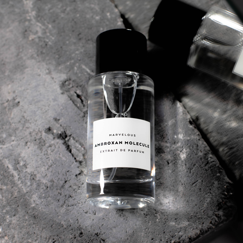 AMBROXAN MOLECULE Extrait de Parfum 50ML