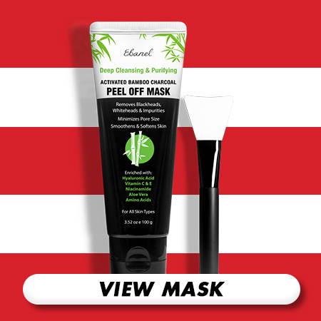 Charcoal Peel Off Mask