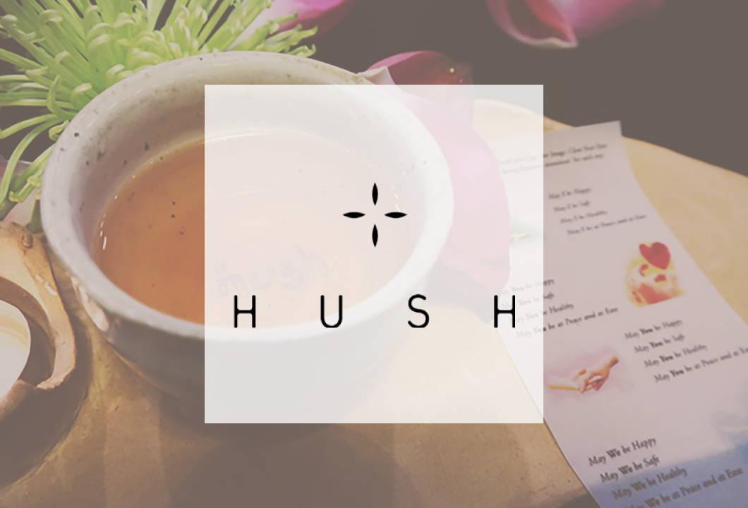 Hush Teabarat Singapore Tea Festival 2018