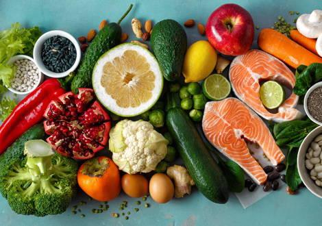 Abnehmen mit der richtigen Ernährung