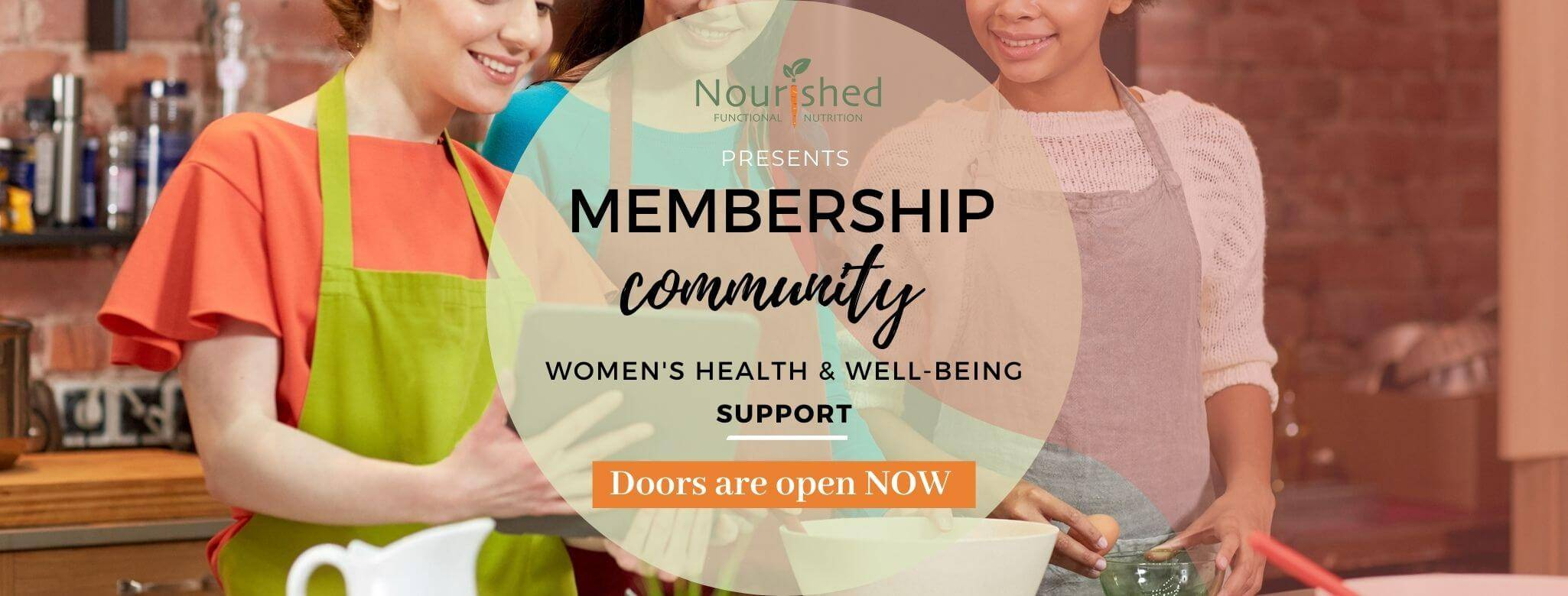 membership community women's health