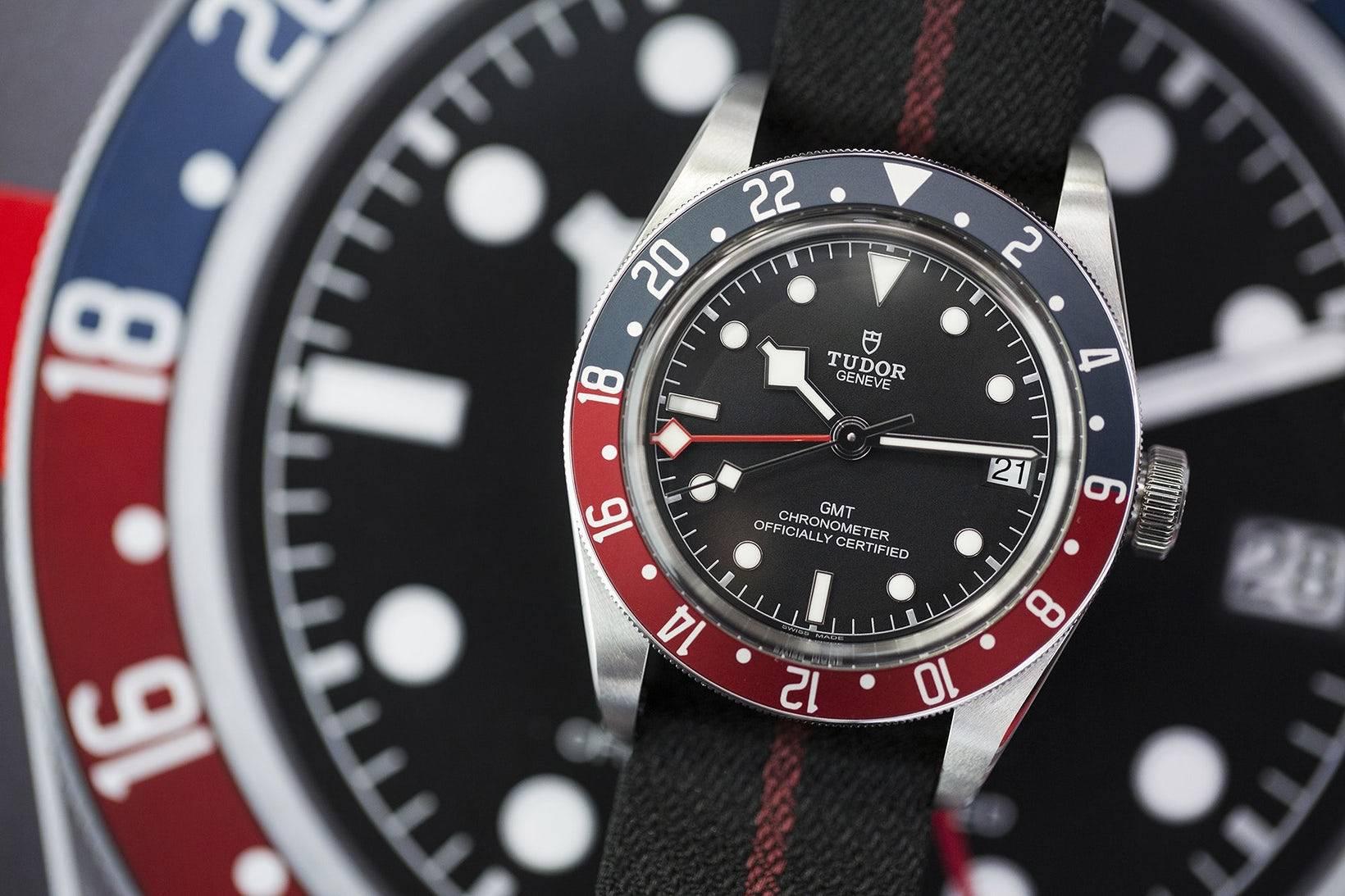 Tudor Black Bay Timepiece