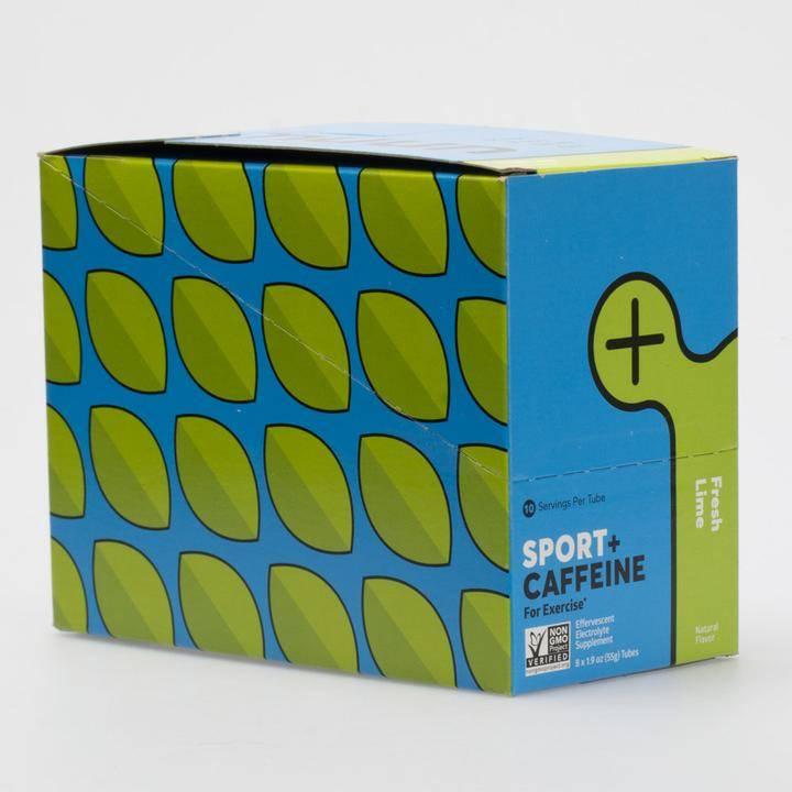 Nuun Sport + Caffeine Lime