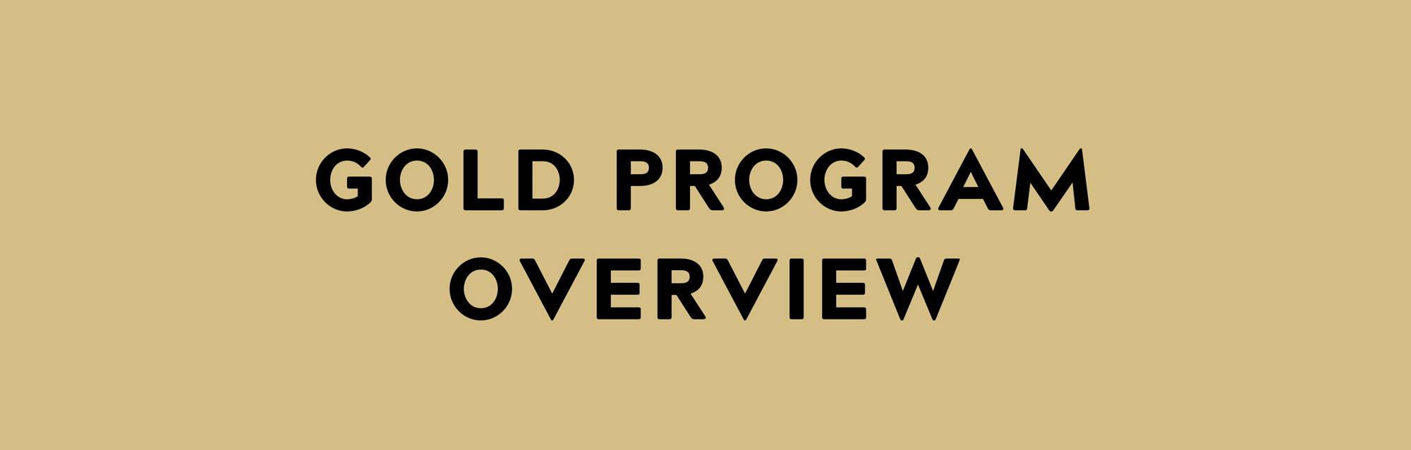 LOCTOTE gold ambassador overview