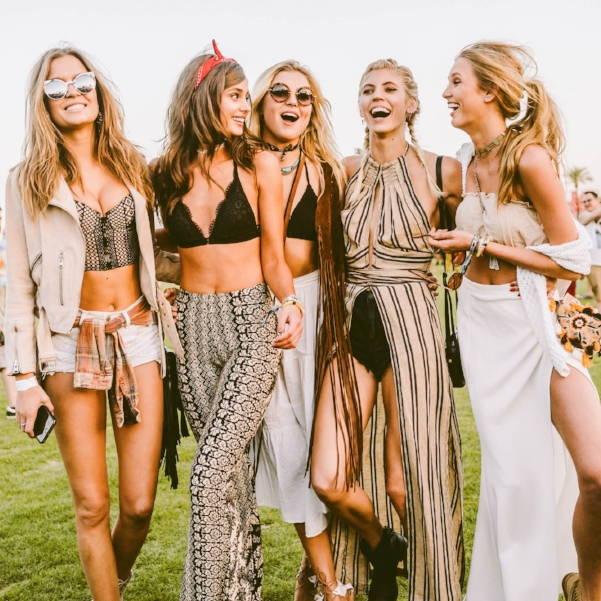Festival Fashion at NYFW 2018 - DopeBoo.com
