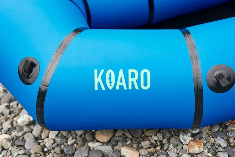KOARO(コアロ)/パックラフト ベーシックプラス/ブルー