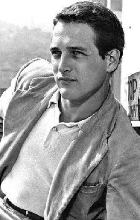 Paul Newman, 1954