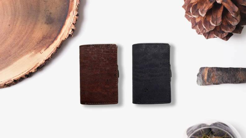 ZNAP slimpuro kreditkarten scheine münzen