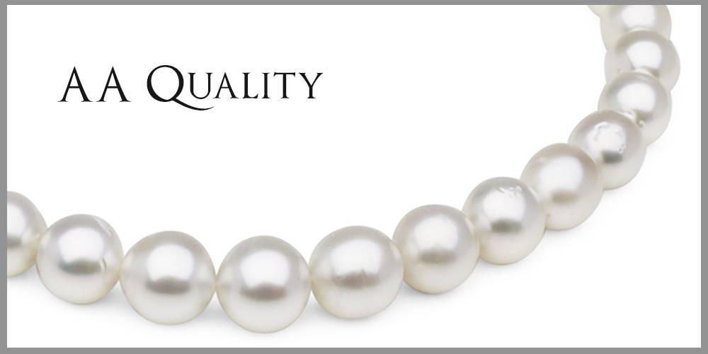 South Sea Pearl Grading: AA Quality