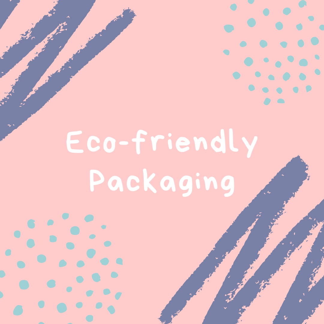 Our mailers are reusable and home compostable  and our tissue paper is from 100% recycled materials