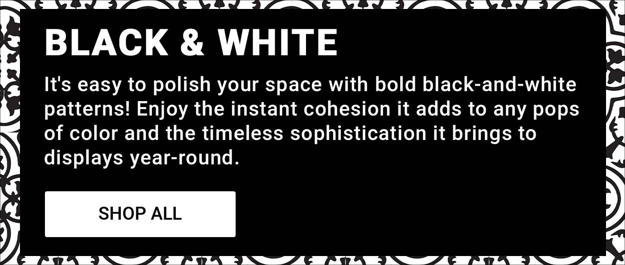 Black & White Classroom Theme