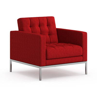 Modern Red Lounge Chairs