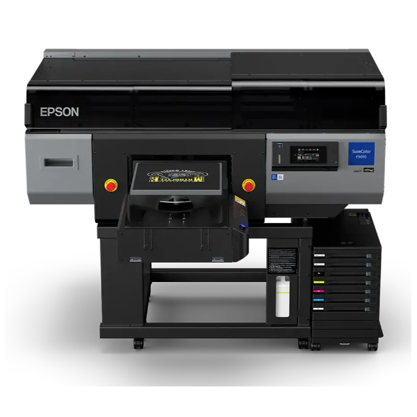 Epson SureColor F3070 Direct to Garment Printer Front View