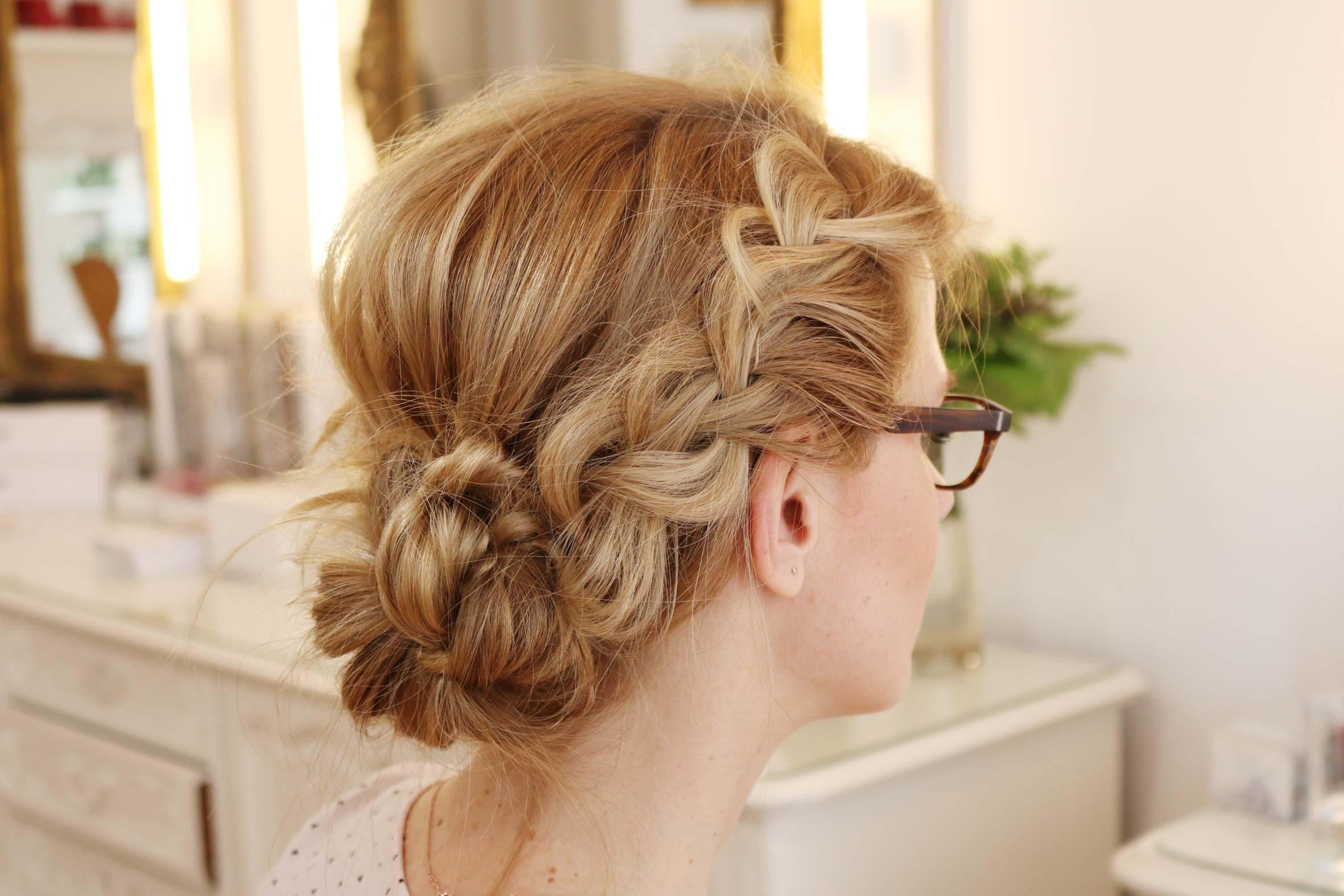 flechtfrisuren workshop - lerne, dir selbst deine haare zu flechten bei püppikram