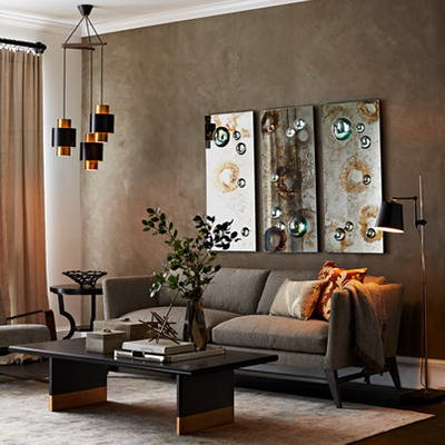 Arteriors floor lamps