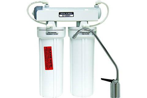 UV-3 Ultraviolet Filtration System