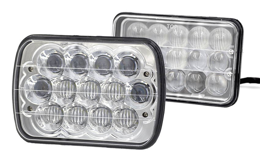 LUMENS HPL LED Headlights