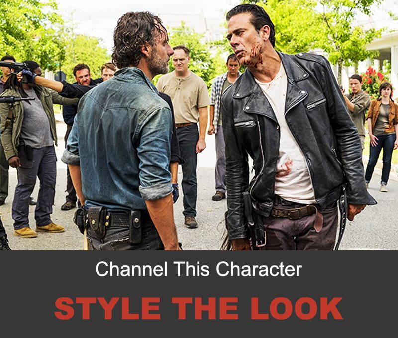 Style the Negan look