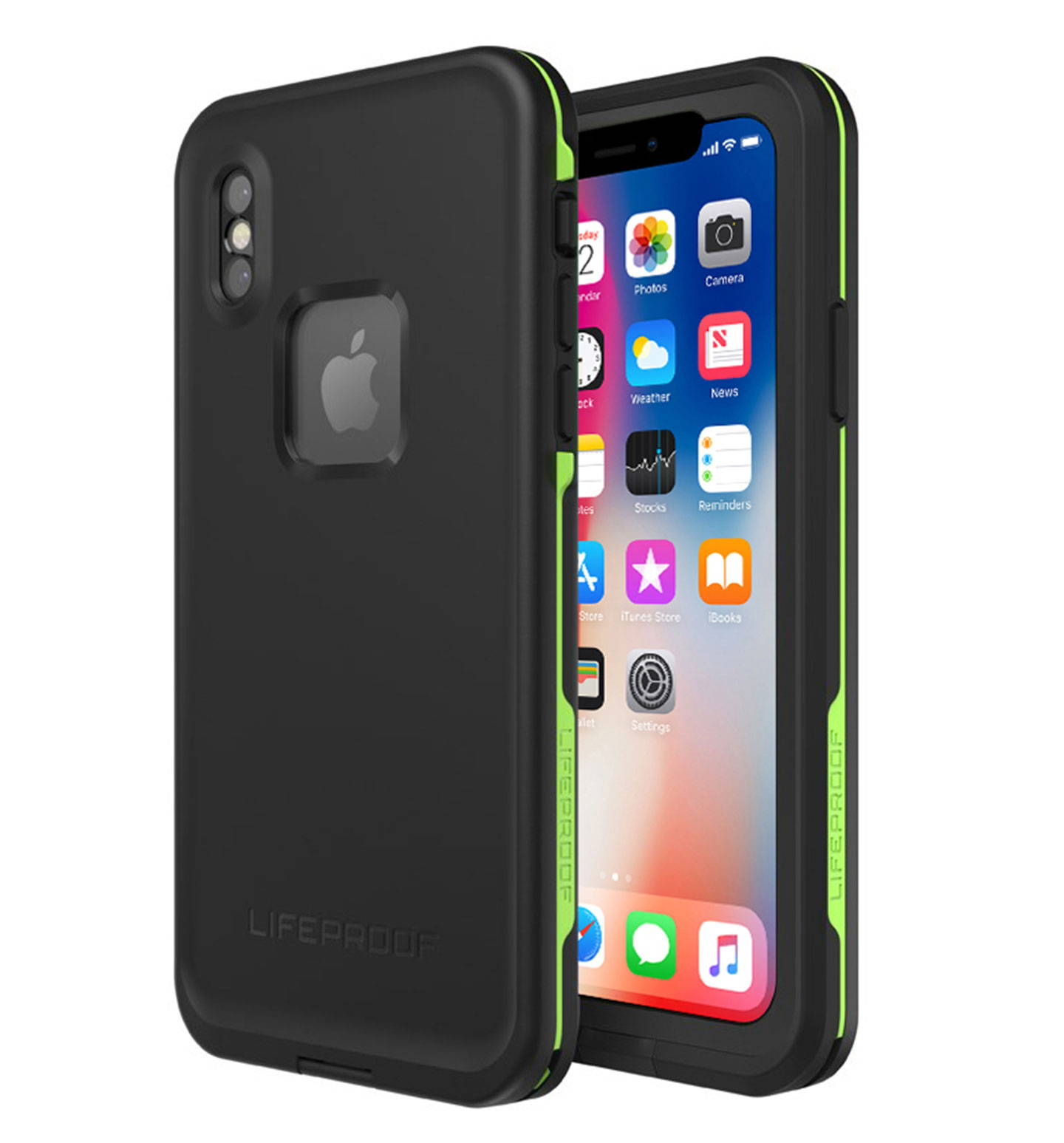 LifeProof FRE decorative skins for iPhone X/XS.  Custom LifeProof FRE covers for iPhone XS.  Unique LifeProof designs that protect and give your new iPhone XS the style it deserves.