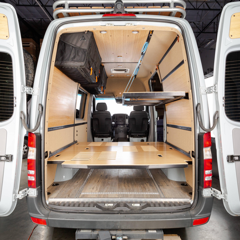 Adventure Wagon Portland Oregon Van Interior Kits And More